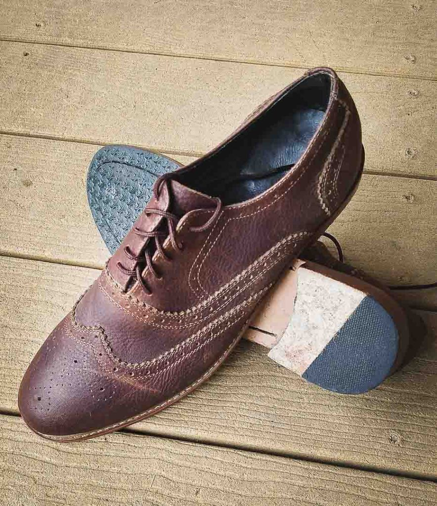 Getting shoes made in hoi an: custom men's dress shoes